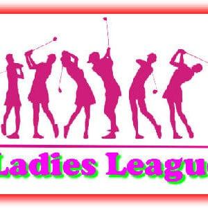 Ladies League Golf Play