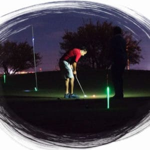 night-golf-event
